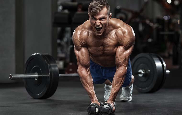 筋トレ 筋肉痛 追い込み